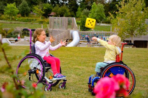 Rollstühle für Kleinkinder SAHB